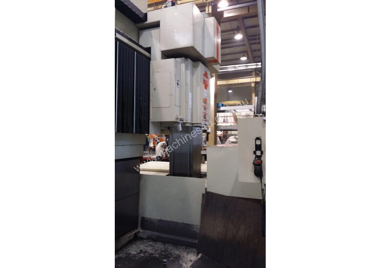 2013 SNK (Japan) DC5ANM Twin Colum 2500mm x 8000mm Table