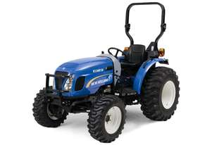 NEW HOLLAND BOOMER35 COMPACT TRACTOR