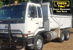 1993 Nissan UD Tipper, in great nic.  TS494