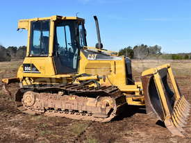 Caterpillar D5G XL Bulldozer CAT D5 Dozer Rake fitted DOZCATG  - picture1' - Click to enlarge