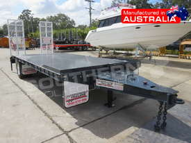 Interstate Trailers Single Axle Tag Trailer 11 Ton Grey ATTTAG - picture0' - Click to enlarge