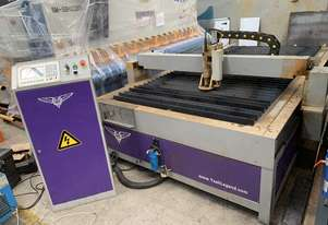 Just In - LEGEND 2 - CNC Ganrty Plasma 1500mm x 3000mm PMX45 Power Source & Etching Head