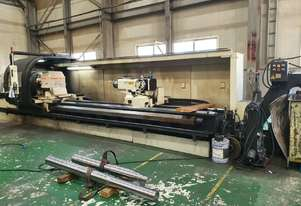 2010 Hwacheon MEGA 100x6000 CNC Lathe