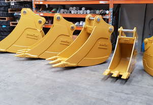 New 30t - 35t Excavator 600mm Bucket, Australian Made
