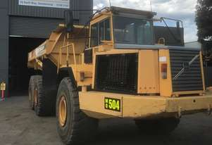 Volvo A40 Articulated Dump Truck