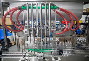CanPack Machinery Bottle Filling Line