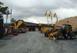 JCB 530-105 Telescopic Handler