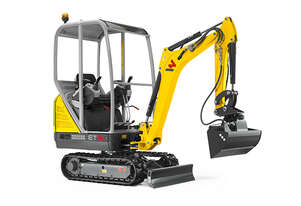 New Wacker Neuson ET16 Excavator Half Hitch
