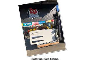 Cascade Rotating Bale Clamp as new