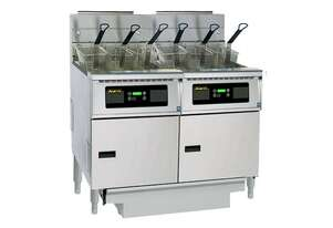 Anets FDAGP375D Platinum Gas Filter Fryer Digital Control