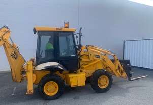 JCB 2CX Backhoe with extender Hoe