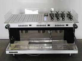 San Remo ZOE 3 Group Coffee Machine - picture0' - Click to enlarge