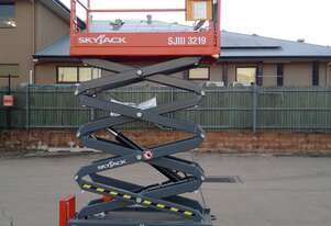 19ft (5.7m) Electric Slab Scissor Lift