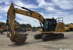 Caterpillar 2017   320GC