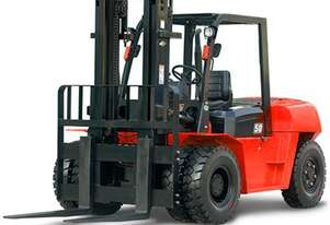R Series 5.0-7.0t Internal Combustion Counterbalanced Forklift Truck