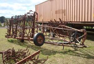 TRAILING HARROWS - 10,500MM WIDE
