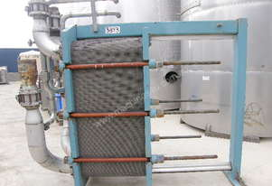 Heat Exchanger - Plate.