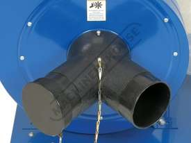 DC-3 Dust Collector 1200cfm - LPHV System - picture6' - Click to enlarge