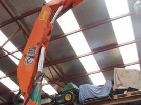 Hiab 650AW Truck Mounted Crane  - picture2' - Click to enlarge