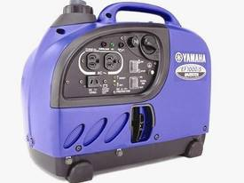 Yamaha EF1000iS Inverter Generator - picture2' - Click to enlarge