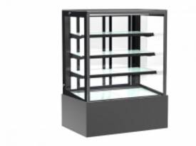 Anvil DSV4730 Cake Display Straight Glass (410lt)  - picture0' - Click to enlarge