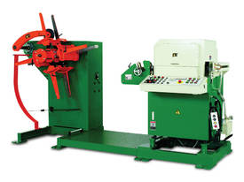 MFG 3-in-1 Servo Decoiler/Straightener/Feeder  400 - picture0' - Click to enlarge