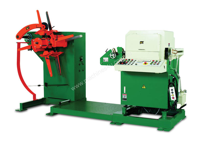 MFG 3-in-1 Servo Decoiler/Straightener/Feeder  400