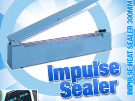IMPULSE HEAT SEALER 300MM