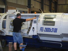 New Ajax 720mm Flat Bed CNC Lathes  up to 255mm spindle bore  - picture3' - Click to enlarge