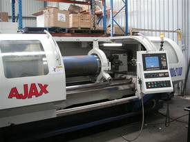 New Ajax 720mm Flat Bed CNC Lathes  up to 255mm spindle bore  - picture4' - Click to enlarge