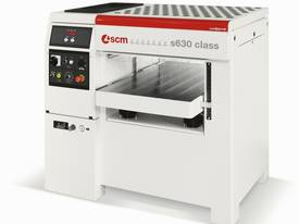 SCM S630 CLASS Thicknesser - picture0' - Click to enlarge