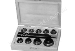 Medalist   Wad Punch Set 10 PCE