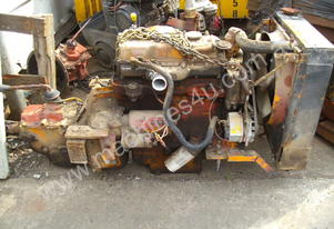 perkins 4.203di  with 4 speed gearbox ,