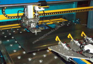 Fasfold Pressbrake and folder automation