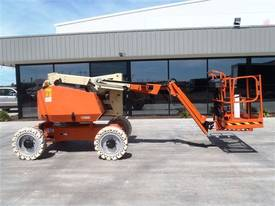 JLG 340AJ Diesel Articulating Boom Lift - picture0' - Click to enlarge