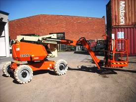 JLG 340AJ Diesel Articulating Boom Lift - picture10' - Click to enlarge