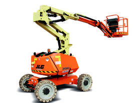 JLG 340AJ Diesel Articulating Boom Lift - picture1' - Click to enlarge