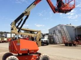 JLG 340AJ Diesel Articulating Boom Lift - picture5' - Click to enlarge