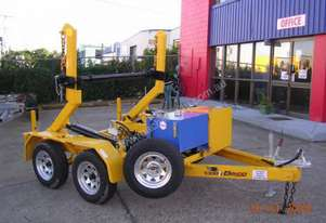 Belco   Cable Jinkers Trailer