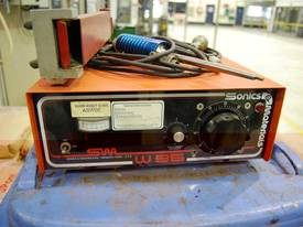Used SONICS Manual Welder W95 **REDUCED