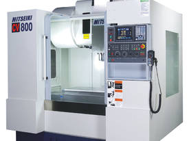 Mitseiki CV-800 Vertical Machining Centre - picture0' - Click to enlarge