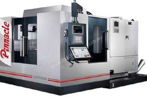 Pinnacle - Horizontal Machining Center                                                        LH500A