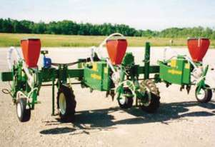 Pneumatic Metered Seed Planter