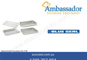 Blue Seal Starter Pan and Rack Kit 7 Tray