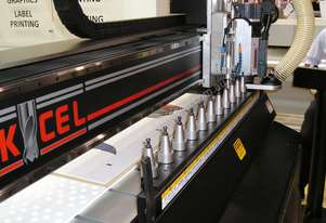 Tekcel Enduro 3 Axis Flat Bed CNC Router