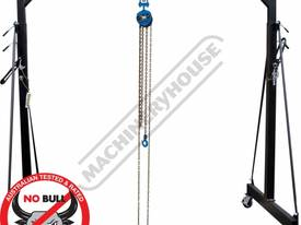 MGT-1TGC Mobile Girder Rail Package 1 Tonne Includ