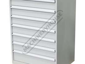 TCW-1200 Industrial Tooling Cabinet 881 x 653 x 1200mm 100kg per Drawer - picture0' - Click to enlarge