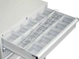TCW-1200 Industrial Tooling Cabinet 881 x 653 x 1200mm 100kg per Drawer - picture2' - Click to enlarge