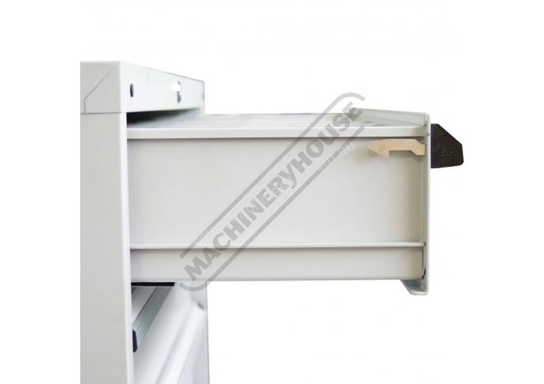 TCW-1200 Industrial Tooling Cabinet 881 x 653 x 1200mm 100kg per Drawer
