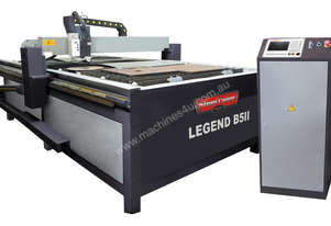 HEAVY DUTY LEGEND CNC PLASMA 1500mm x 4000mm